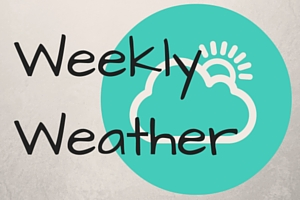 Weekly Weather: Summer