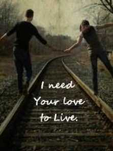 rail-track-i-need-your-love-to-live-couple-image