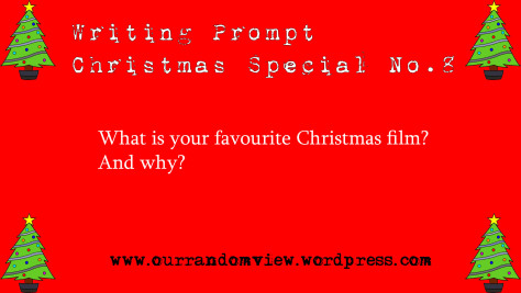 Christmas Writing Prompt #8: Favourite Christmas Film