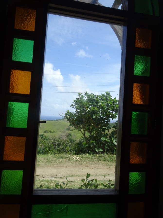 Windows in Batanes