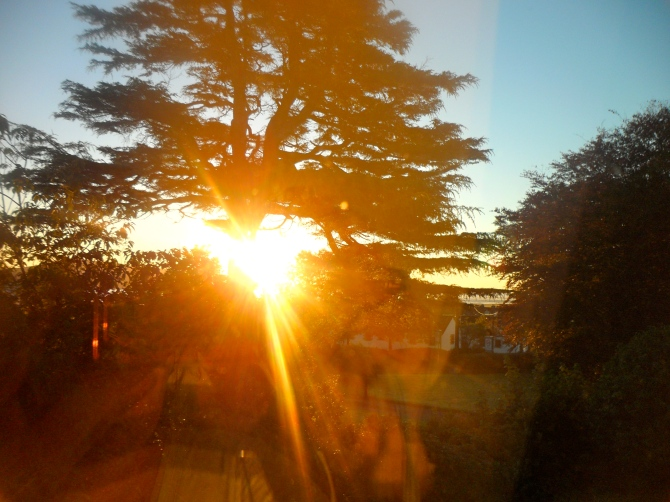Sunrise ~ Pic and a Word Challenge#79