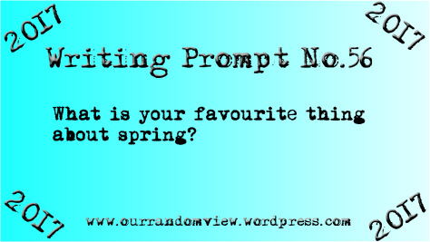 writing-prompt-56-favourite-thing-about-spring
