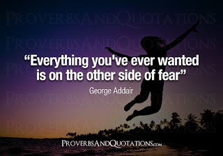 George Addair Other Side of Fear