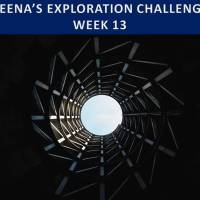 Reena's Exploration Challenge #Week 13
