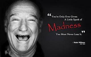 Robin Williams Madness
